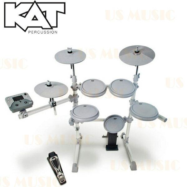 【非凡樂器】『美國品牌』KAT電子套鼓KT-1 超過150組音色/台灣總代理保固一年