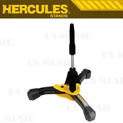 【非凡樂器】『HERCULES 海克力斯 DS-640BB』長笛/豎笛架 高級絨面可伸縮式設計