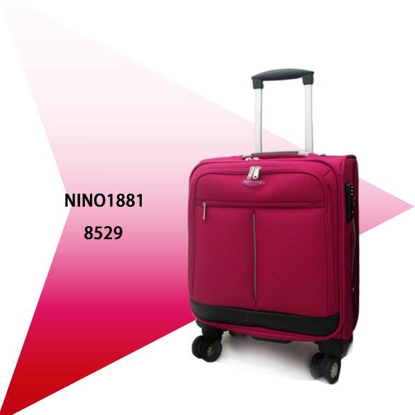 【加賀皮件】加賀皮件 NINO1881 台灣製 多色 布箱 商務箱 旅行箱 19吋 行李箱 8529
