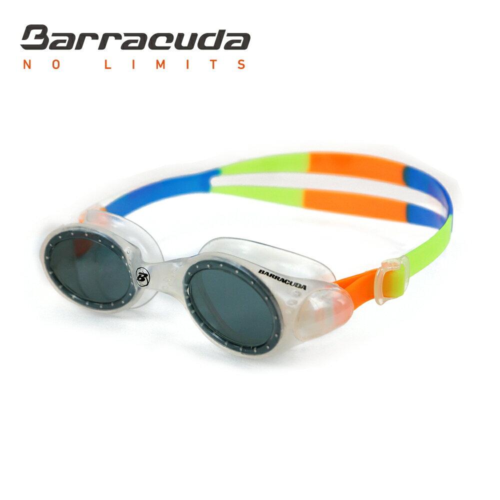 美國巴洛酷達Barracuda兒童競技型抗UV防霧泳鏡-UVIOLET#33620 1