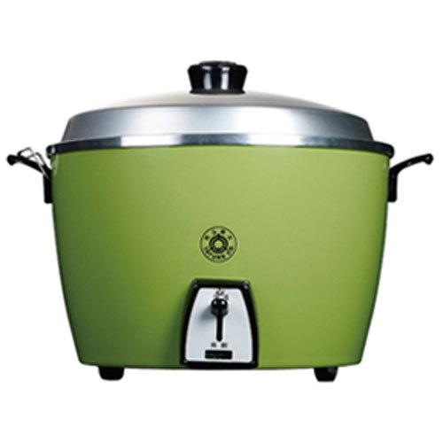 TATUNG 大同 電鍋 TAC-06L-SG 6人份電鍋 經典綠 不鏽鋼 內鍋