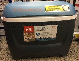 易集GO商城-好市多代購~美國進口IGLOO 62QT(58公升)滾輪冰桶/行動冰箱(2側手把設計)-1013656