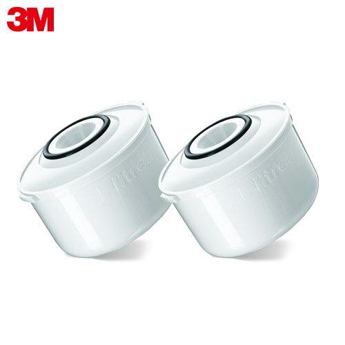 【3M】即淨長效濾水壺專用濾心 (2入裝)