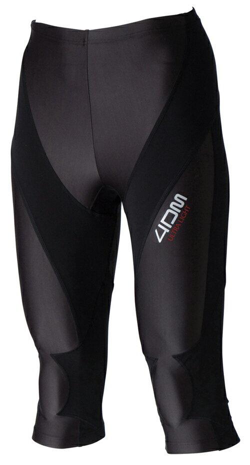 4DM 極輕量機能壓縮褲(七分褲/女) 0