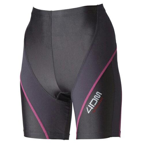 4DM 極輕量機能壓縮褲(短褲/女) 1