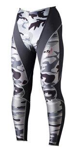4DM 極輕量機能壓縮褲(印花款/女)