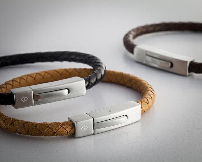 Colantotte直營網路專櫃 COLANTOTTE TAO LOOP LEONE橡膠磁石手環 0