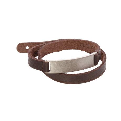 Colantotte直營網路專櫃 MAGTITAN GRANGE 磁石/鈦手鍊(牛皮革) 0