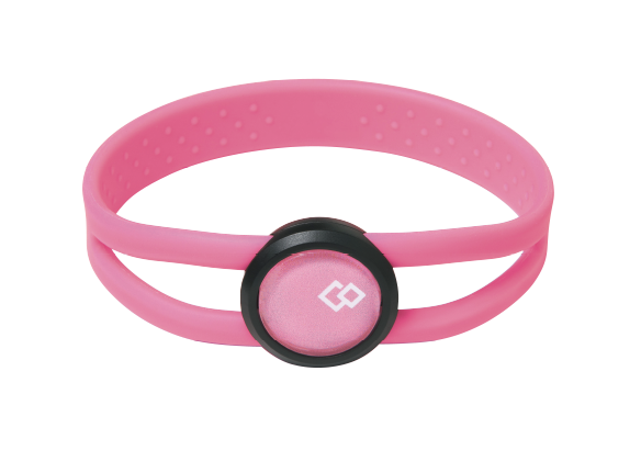 Colantotte直營網路專櫃 BOOST BRACELET 防水磁石手環 / 粉紅 0