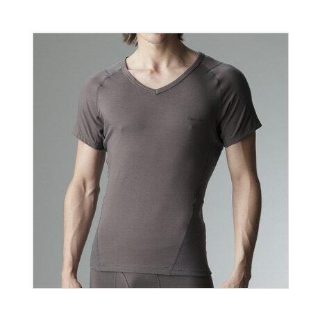 Colantotte直營網路專櫃 MEN'S SHIRT HALF SLEEVED 男用磁石短袖上衣 0