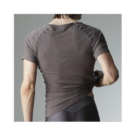 Colantotte直營網路專櫃 MEN'S SHIRT HALF SLEEVED 男用磁石短袖上衣 1