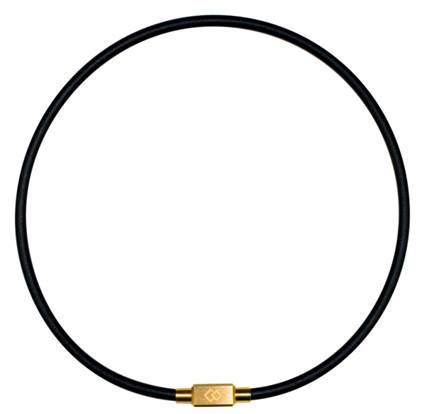 Colantotte直營網路專櫃 COLANTOTTE TAO NECKLACE BASIC橡膠磁石項鍊 3