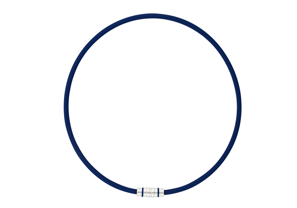 Colantotte直營網路專櫃COLANTOTTE NECKLACE CREST 磁石項鍊/海軍藍 - 限時優惠好康折扣