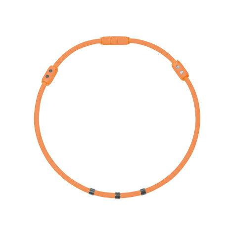 Colantotte直營網路專櫃 WACLE NECK Ge+ 磁石/鈦鍺(TG稀有金屬)項圈/橘色 0