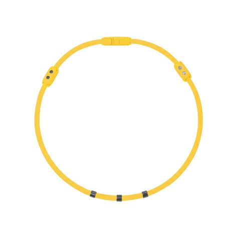 Colantotte直營網路專櫃 WACLE NECK Ge+ 磁石/鈦鍺(TG稀有金屬)項圈/黃色 0