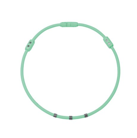 Colantotte直營網路專櫃 WACLE NECK Ge+ 磁石/鈦鍺(TG稀有金屬)項圈/草綠 0