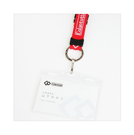Colantotte直營網路專櫃 NECK(HOOKED) 磁石/識別證帶 2