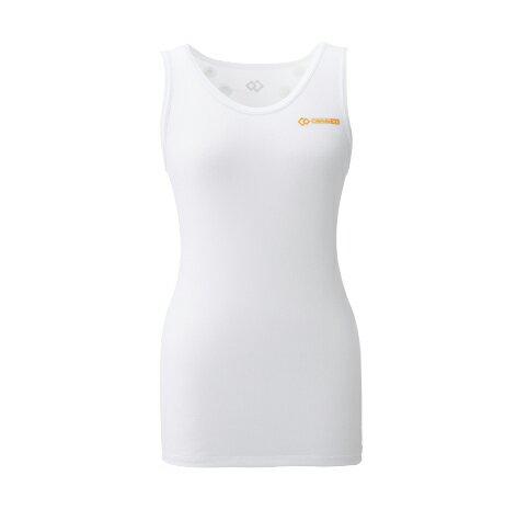 Colantotte直營網路專櫃 X1 TANK TOP WOMENS 女用運動型磁石背心(黑/白)(PR) 0