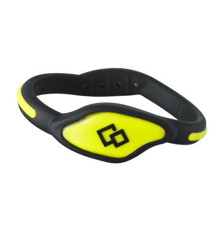 Colantotte直營網路專櫃FLEX LOOP 磁石運動手環/黑×黃綠 0