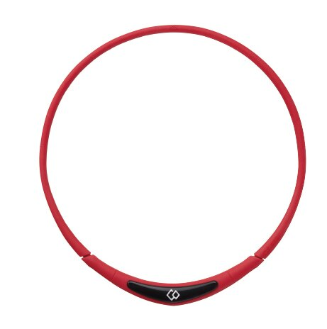Colantotte直營網路專櫃 FLEX NECK Ⅰ 磁石防水型項圈 / 紅 0