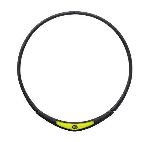 Colantotte直營網路專櫃 FLEX NECK Ⅰ 磁石防水型項圈 / 黑x黃綠 - 限時優惠好康折扣