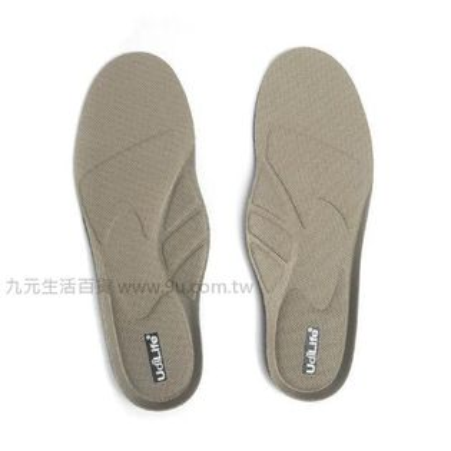 【九元生活百貨】記憶型運動鞋墊/L 健走 足形記憶 內掌支撐