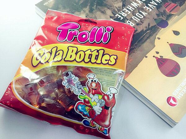 【13本舖】Trolli多利 可樂口味軟糖