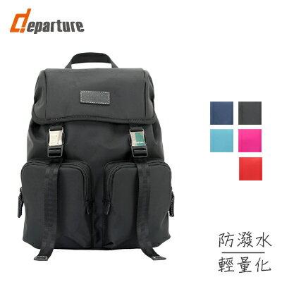 雙肩帶 提/背兩用包 -黑色 :: departure 旅行趣∕ BP039 0