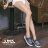 格子舖*【AW106】簡單經典牛仔布刷白刷破 奢華低調水鑽 鬆緊穿拖 布面/帆布鞋 懶人鞋 3色 1