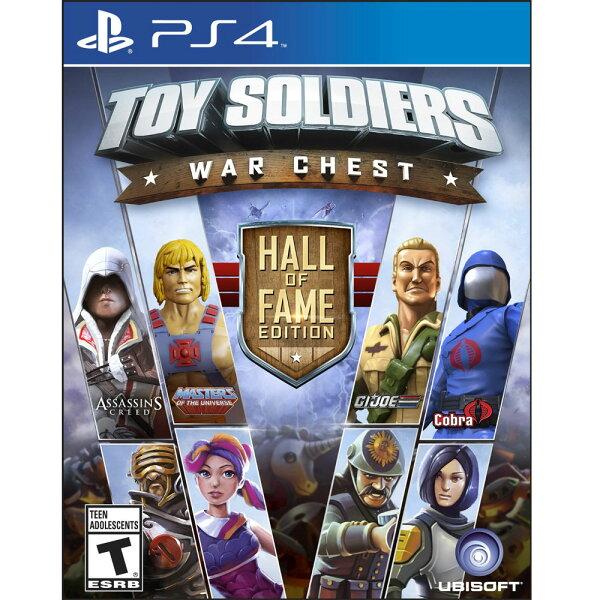 (二手)PS4 玩具兵團:軍資 名人堂版 英文美版 Toy Soldiers War Chest