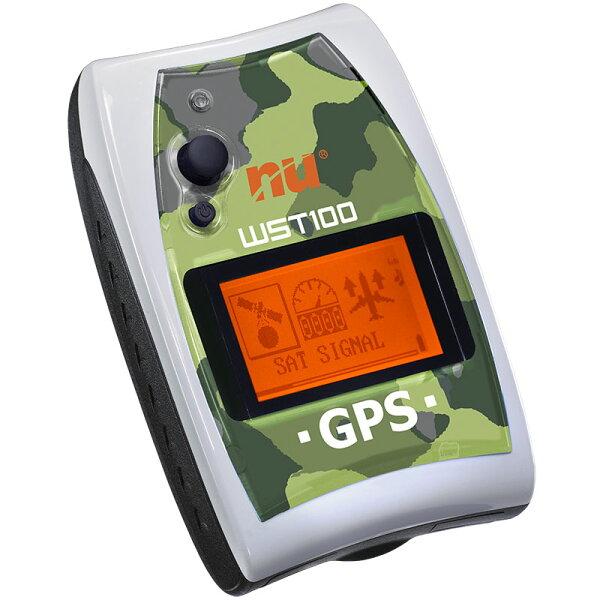 GPS 軌跡紀錄器 防水戶外 46小時長效電力 自行車 碼表 高度計 羅盤 WST100  ◆NU旗艦店◆