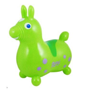 義大利【RODY】跳跳馬騎乘玩具(萊姆綠) - 限時優惠好康折扣