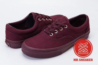 ☆Mr.Sneaker☆ VANS Era Vans Gold Mono Pack WTAPS Engineered Garments BMX 素色 女段 酒紅