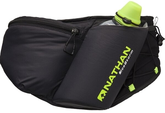 [ NATHAN ] 馬拉松/路跑/腳踏車 冰風暴單水壺腰包 IceStorm NA4875 附535ml保冷水壺