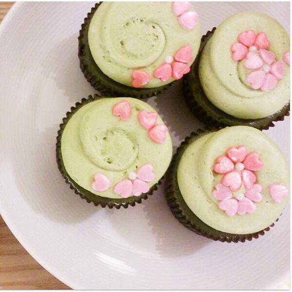 抹茶mini重乳酪蛋糕 (5入/一盒) 「480元,免運費!!」→使用日本內銷百年老店製作的抹茶粉,風味優雅有深度,給抹茶控的老饕們!!