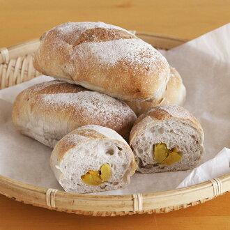 [蕃薯藤]有機地瓜核桃麵包(N-C)