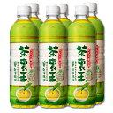 茶裏王日式綠茶600ml(6入/組)【合迷雅好物商城】