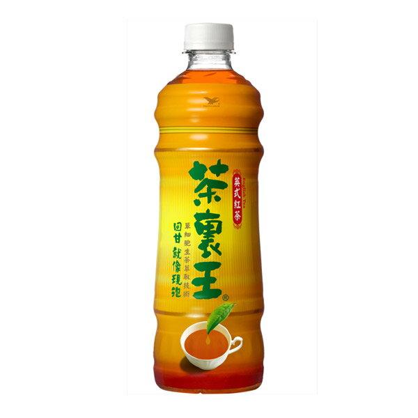茶裏王英式紅茶600ml/瓶【合迷雅好物商城】