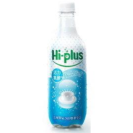 黑松Hi-Plus活力乳酸氣泡飲500ml-1箱(24瓶)【合迷雅好物商城】