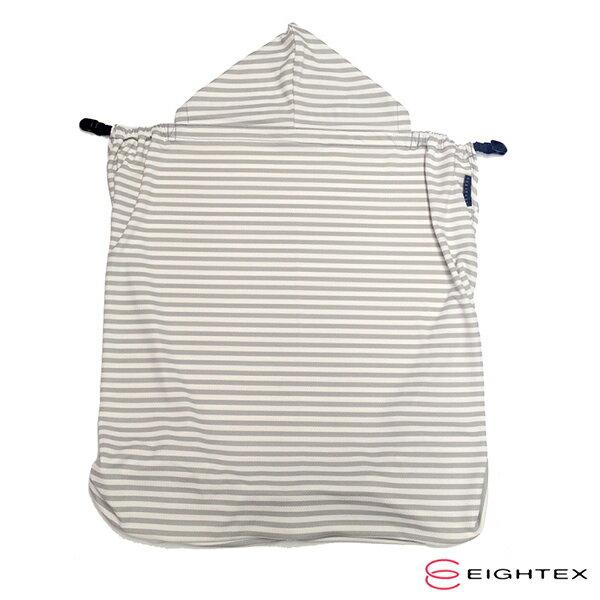 EIGHTEX - 涼感抗UV遮陽披風 (深藍/灰色) 3