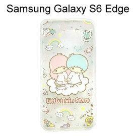 雙子星透明軟殼 [TS1] Samsung G9250 Galaxy S6 Edge【三麗鷗正版授權】