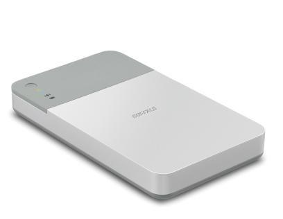 Buffalo 巴比祿 HDW-PD1.0U3 1TB 1T HWD-PDU3 2.5吋無線行動雲端硬碟 [天天3C]