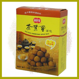 【真好家】茶葉蛋滷包30g-(全素)