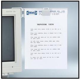 ●橘永JAJA● 簡易型螢幕文件看板夾 ★小包平信寄出★