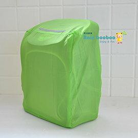 ◎Rain booboo◎草綠色 腳踏車置物籃罩 背包套【I1007】