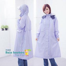 ●Rainbooboo●日本風行連帽點點時尚風衣 時尚雨衣