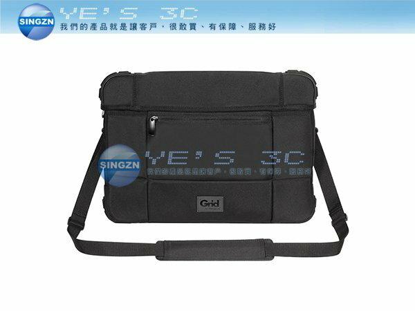 「YEs 3C」 Targus Grid 14吋 耐衝擊兩用電腦包/筆電包/側背包/軍規保護 TSS846AP