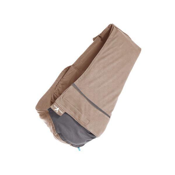 【安琪兒】荷蘭【wallaboo】酷媽袋鼠背巾 - 雙色系(駝/灰) 0