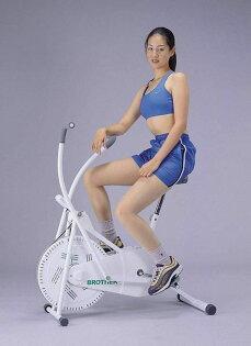 BROTHER 兄弟牌可調式風扇健身車