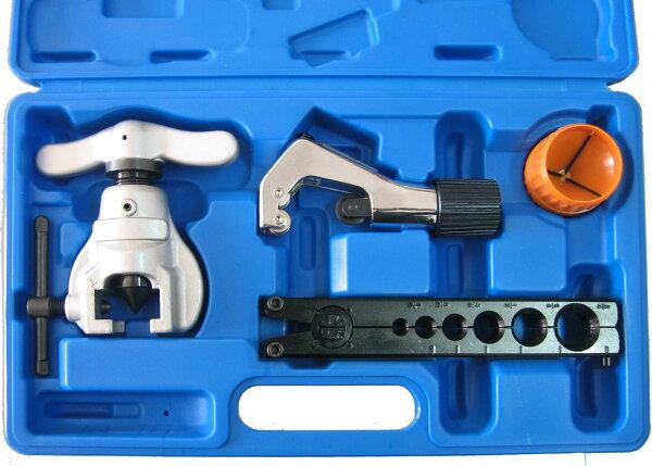[萊陽冷凍五金] 冷煤 冷氣 [擴管器.銅管] Tubing Tool Kits;偏心擴管組 超省力 806L